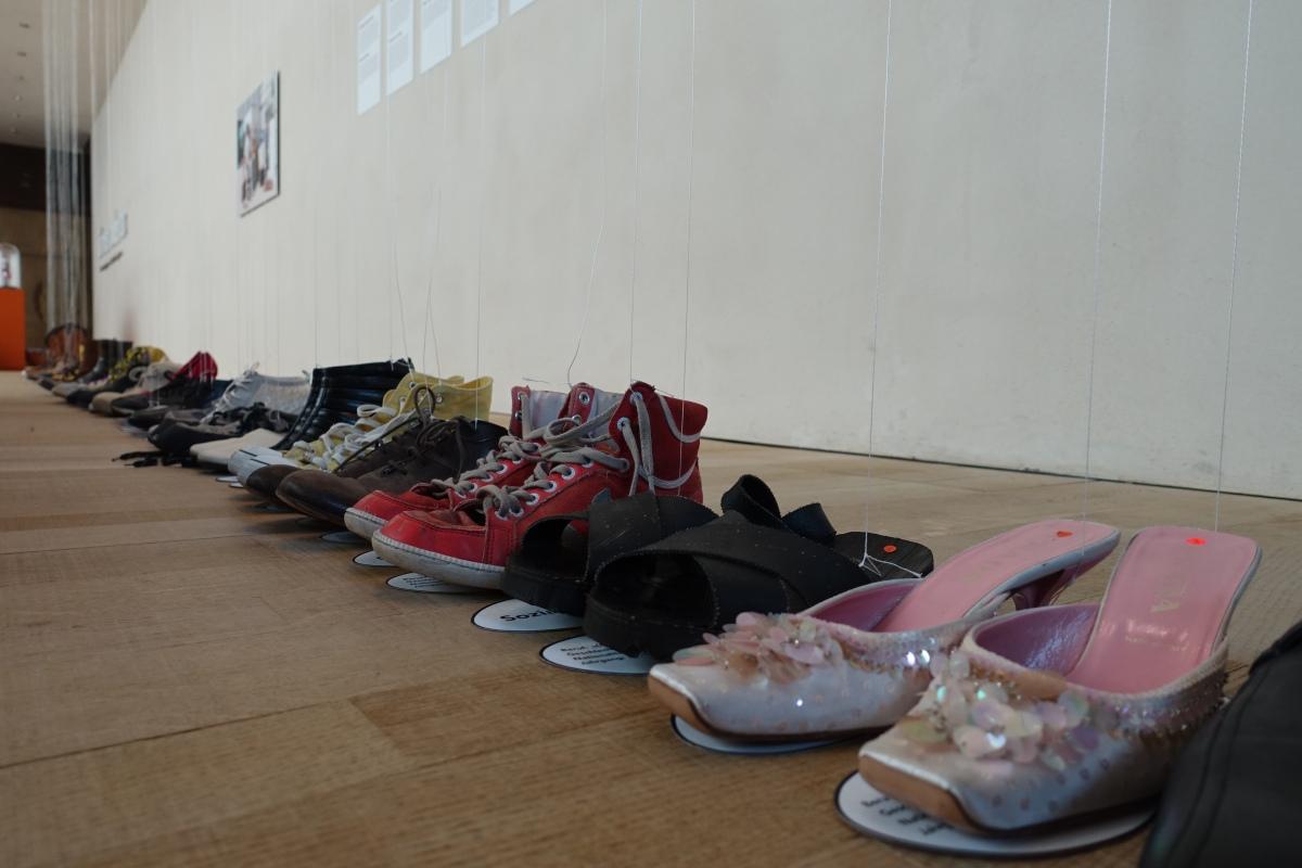 Machen Schuhe Leute?