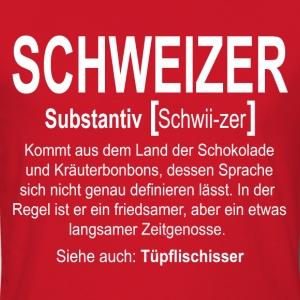 Schweizer sind Tüpfleschissar